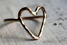 HEARTS!! ❤❤❤ / many pretty heart shaped things... / by Judy Ridings :)