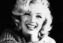 Norma Jean...... / The iconic Marilyn Monroe! / by Judy Ridings :)
