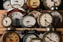 As Time Goes By........ / all about things that keep time.... / by Judy Ridings :)
