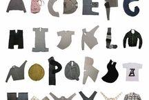 typography / by Kyoko Terada