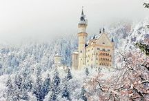 Amazing castles and quaint houses / Awesome images that inspire me with their history and the stories they have to tell.