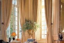 Dress the Windows.... / LoVely window coverings for the home.....  / by Judy Ridings :)