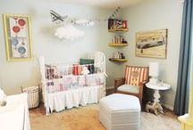 Babe  / Nursery ideas  / by Jenny Hensley