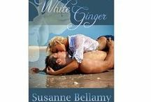 White Ginger - A Romance / Sabotage and suspense on Kauai. Amelie's ex thought her boring and predictable. If only he could see her now she's met Arne. Paradise will never be the same. / by Susanne Bellamy