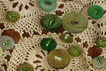Buttons / by Vicki Boster