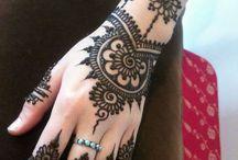 Tatoo & Henna / Ink  / by Sima Gilady
