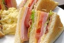 Soups, Sammies & Wraps / Everyone LoVes soups, sandwiches & wraps.....here are just a few...... / by Judy Ridings :)