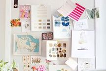 home : workspace / by Kate Baird