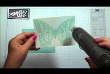 Stampin' Up! tips, tuts and techs