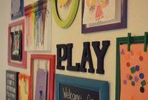 Playroom / by Jenny Hensley