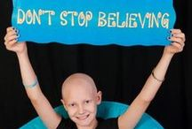 Kids With Cancer- Show Your NEGU Spirit / We Never Ever Give Up for courageous kids fighting cancer