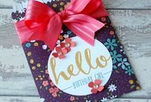 Stampin' Up! Boxes and Bags