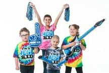 Cancer Support and Awareness Apparel and Accessories / Support Children Fighting Cancer by Sporting NEGU!