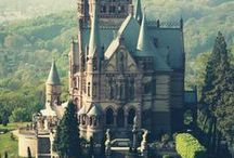 Places to See - Castles/Old World Architecture