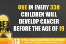 Childhood Cancer Awareness--Be Their Support / Be Their Support for Childhood Cancer Awareness. Throughout the month of September we are sharing tips on how to get involved, how to support our kids and how to make a difference in the lives of kids fighting cancer..Will you join?