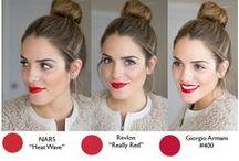 makeup + beauty tips