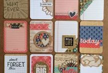 Memories and More / Pocket Cards and so much more - Scrapbooking and Project Life