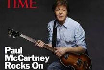 Paul McCartney - Oh my! / by Sharon Skoczynski