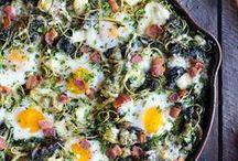food : breakfast / by Kate Baird