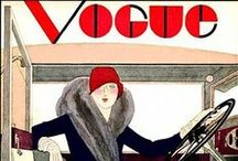 Vintage VOGUE / by Judy Ridings :)
