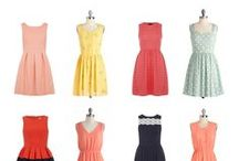 style : the pieces / Clothing items that I'd love to add to my wardrobe. / by Kate Baird