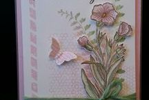 Butterfly Basics / Stampin' Up! Butterfly Basics Stamp Set and co-ordinating Butterfly Thinlits