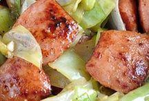Food - Meat: Sausage