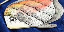 TPK Watercolor Tutorials / Watercolor-focused tutorials from The Postman's Knock blog