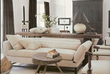 LIVING SPACE / need a little drama in your decor...take a gander here...xo / by jennifer schoenberger