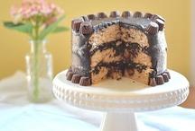 cake + cheesecake.