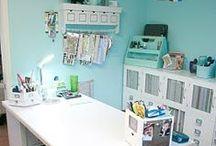 Craft room e Home office