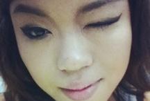 Secret on Eyes Makeup / Just a sharing
