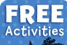Free Activities! / by Creative Teaching Press