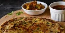 Indian Breads / Indian and international breads-roasted ,baked ,fried and stir fried- pooris,parathas,roti and naan