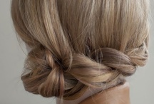 FASHION | good hair day / lovely hairstyles for weddings and other days.