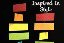 Inspired In Style / Be inspired on www.inspiredinstyle.com / by Creative Teaching Press