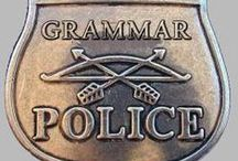 Grammar Nazi / by Jaime Heacock