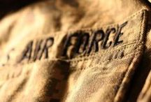 Air Force Life / by Margo Frederick