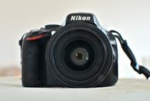 photography + blogging.