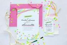 Neon Wedding / by Candy by Katie