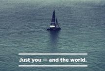 Utazás idézetek / A legjobb utazás idézetek. Egyiptom, Törökország, Tunézia, Görögország, Olaszország, Spanyolország és még sok más ország last minute ajánlatok: www.divehardtours.com.
