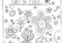 Doodles e outros desenhos