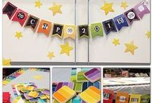 CTP HQ & More Fun! / Check out how CTP is using our learning decor around the HQ office! / by Creative Teaching Press