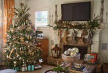 HOLIDAY HOME / Our home and others all decked out for the holidays / by jennifer schoenberger
