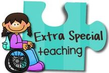 Special Needs Blogs We Love / These are blogs by Special Education Teachers and Special Needs parents that have inspired us.