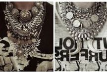 GRAPHIC TEE + STATEMENT NECKLACE