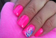 Nailed It / Love getting pretty nails :)