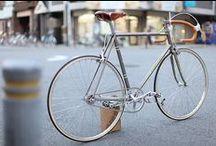 Fixie Retro / Restauración de bicicletas