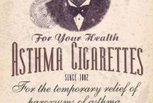 Old health advertising / Health ads and advice from the past that seem crazy today but were considered scientific or appropriate at the time.