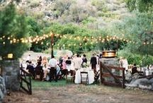 W E D. / A little sneak peak of what I think my wedding should look like ...